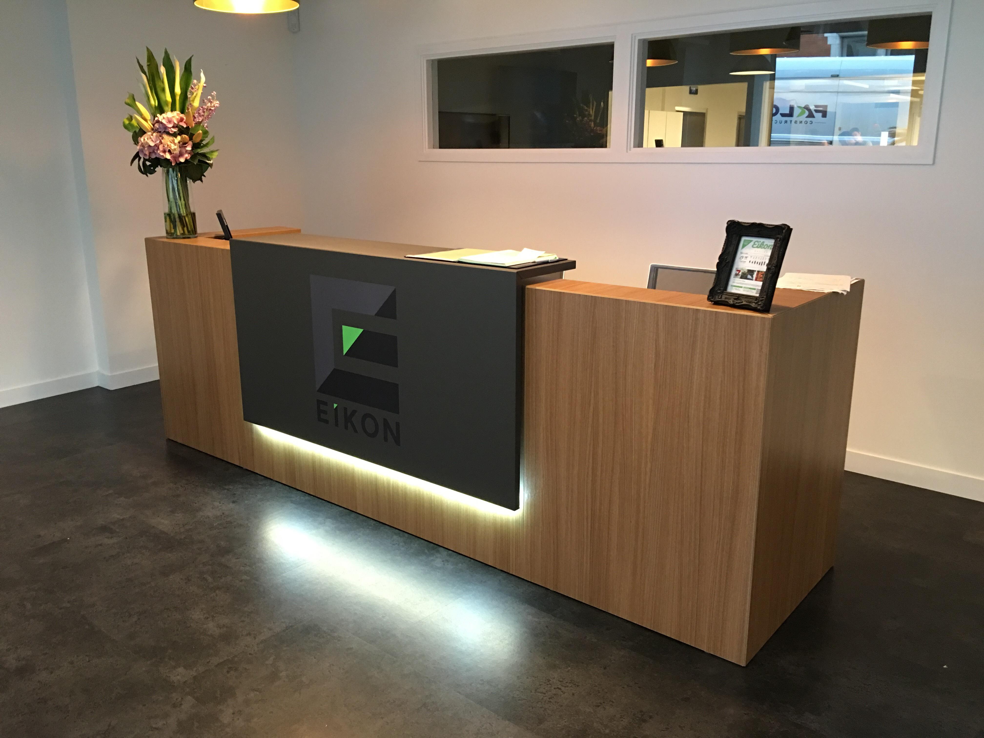 Office Reception Desks Reception Counters Msl Interiors Uk
