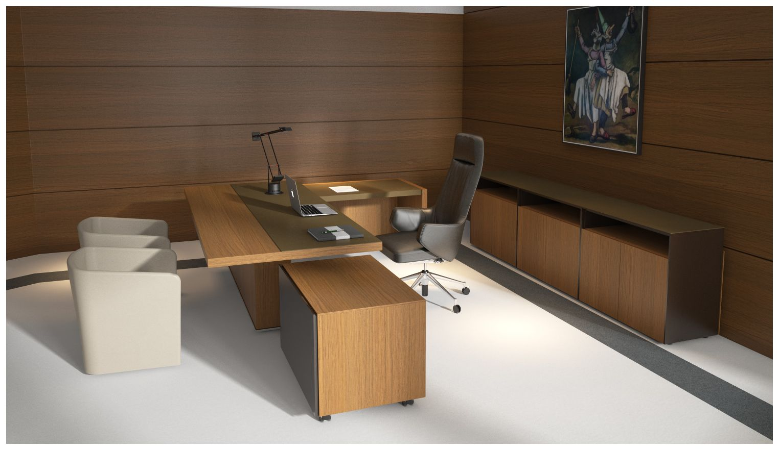 Sub75 JMM Executive Desk