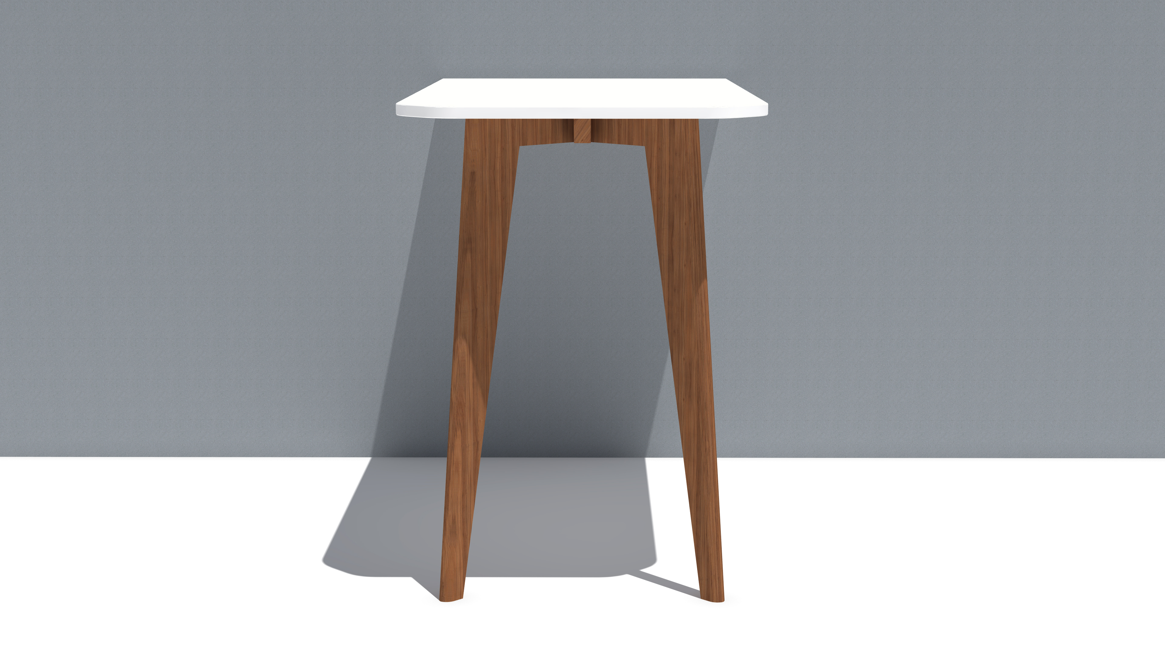 Table Wooden Leg Stand2