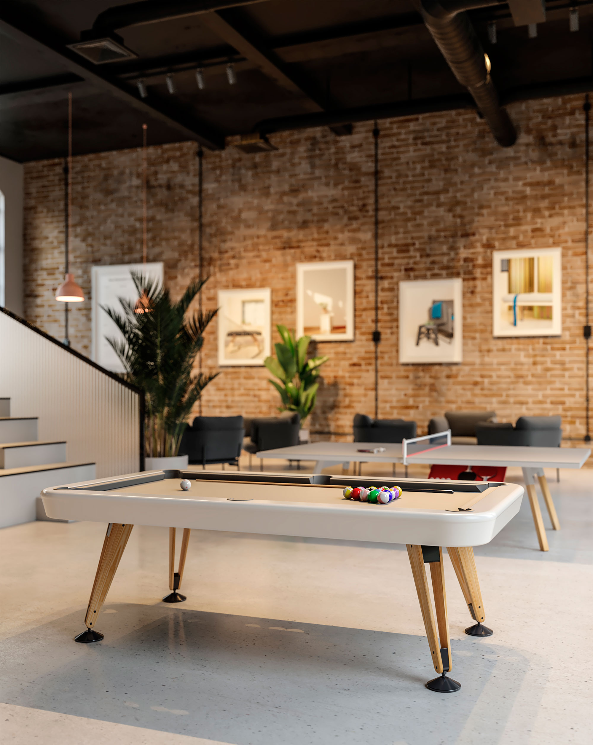 diagonal pool table rs barcelona yonoh 3